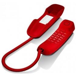 Teléfono Fijo Gigaset DA210 Rojo