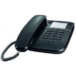 Teléfono Fijo Gigaset DA310 Negro