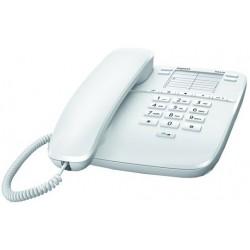 Teléfono Fijo Gigaset DA310 Blanco