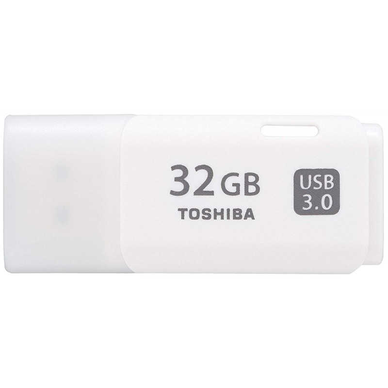 Pendrive de 32GB 3.0 Toshiba U301 Blanco