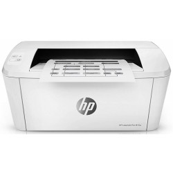 Impresora Láser Negro HP Laserjet Pro M15a