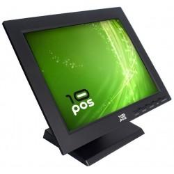 """Monitor de 15"""" Tactil 10Pos TS-15V"""