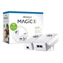 Powerline Devolo Magic 2 WiFi 2-1-2 Starter Kit