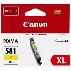 Tinta Canon 581XL Amarillo CLI-581YXL