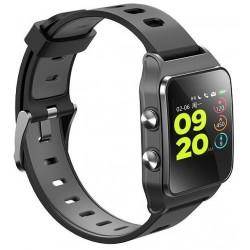 Smartwatch Leotec Training GPS Swim Swolf Negro