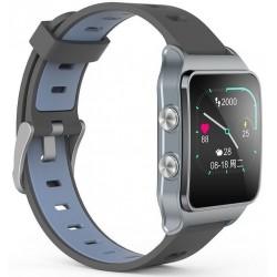 Smartwatch Leotec Training GPS Swim Swolf Gris