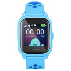 Smartwatch Leotec Kids Allo GPS Antipérdida Azul