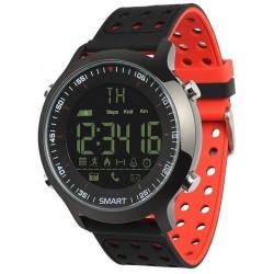 Smartwatch Leotec Hardy Life Rojo