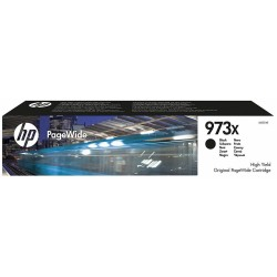 Tinta HP 973XL Negro L0S07AE