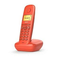 Telefono Inalambrico Gigaset A170 Rojo