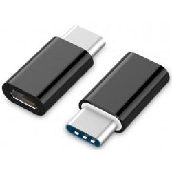 Adaptador MicroUSB H a TypeC M Cablexpert