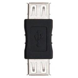 Adaptador USB AH a USB AH Nanocable