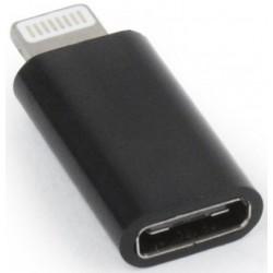 Adaptador USB Type-C H a Lightning 8-pin M Cablexpert