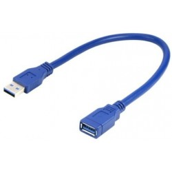 Cable USB 3.0 AM - USB 3.0 AH 0,15m Cablexpert