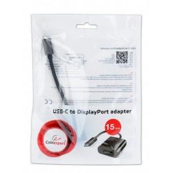 Adaptador USB TypeC a Displayport H Cablexpert