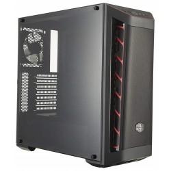 Carcasa ATX Cooler Master MasterBox MB511 Rojo