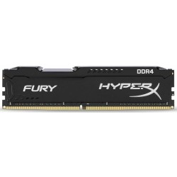 Memoria DDR4 2666 8GB Kingston HyperX Fury Black