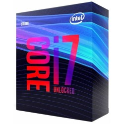 Procesador Intel Core i7 9700K 3,6 Ghz LGA1151