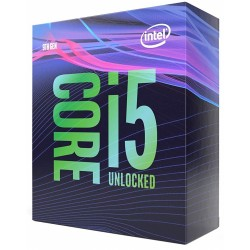 Procesador Intel Core i5 9600K 3,7 Ghz LGA1151