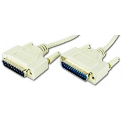 Cable Auto Switch DB25/M-DB25/M 6m Cablexpert