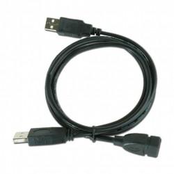 Cable USB AM x2 - USB AH 0,9m Cablexpert