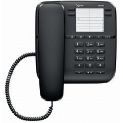 Teléfono Fijo Gigaset DA410 Negro