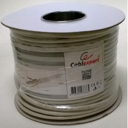 Cable de Red Cat.5e FTP 100m Cablexpert