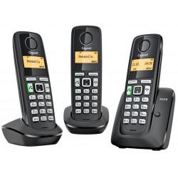 Telefono Inalambrico Gigaset A220 Trío