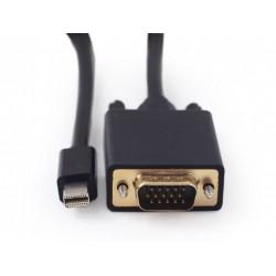 Cable Mini DisplayPort M / VGA M 1,8m Cablexpert