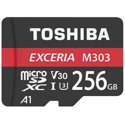 Tarjeta MicroSD 256GB Toshiba M303