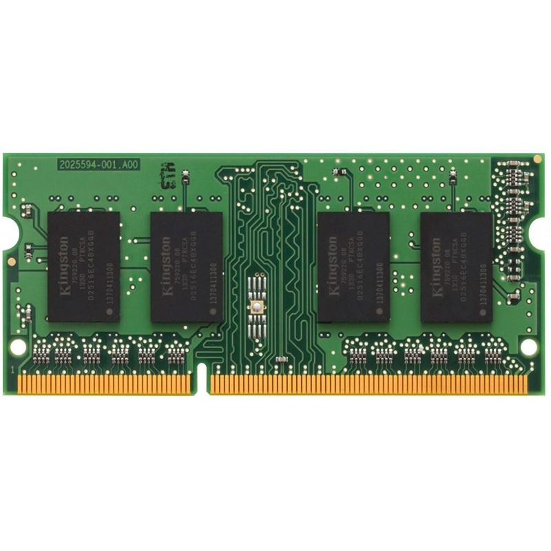 Memoria Sodimm DDR3 1600 8GB Kingston KCP3L16SD8/8