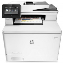 Multifuncion Laser Color HP Laserjet Pro M477fnw