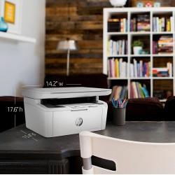 Multifuncion Laser Negro HP LaserJet Pro M28a