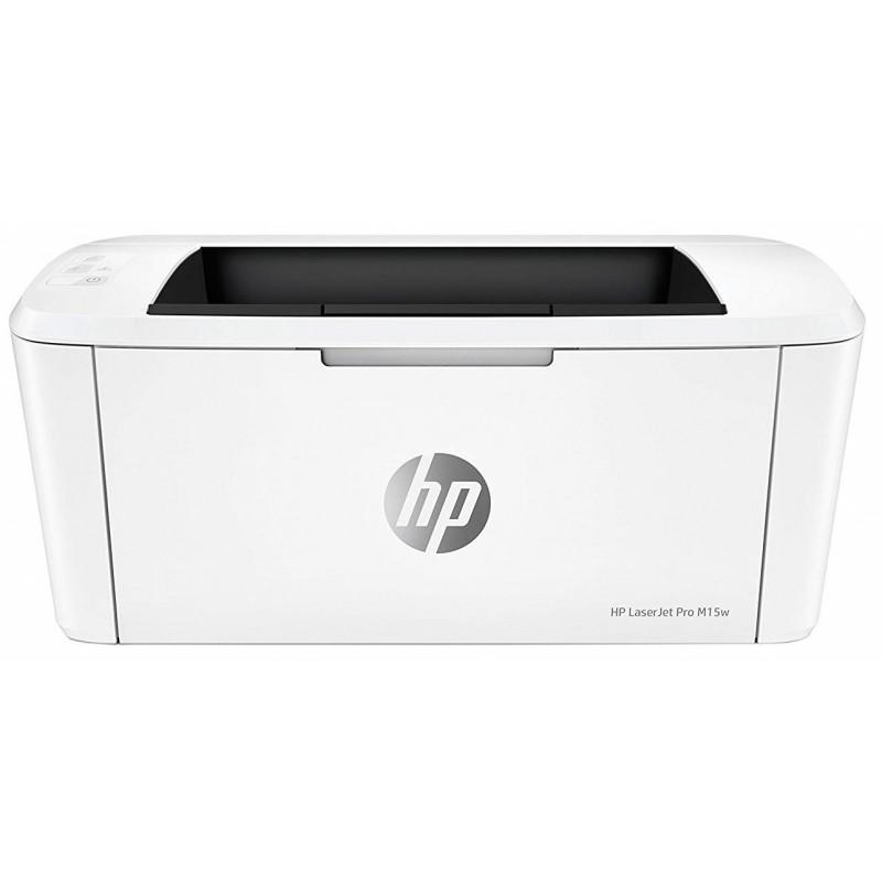 Impresora Láser Negro HP LaserJet Pro M15w