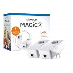Powerline Devolo Magic 2 LAN Starter Kit