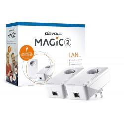 Powerline Devolo Magic 2 LAN 1-1-2 Starter Kit