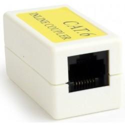 Adaptador RJ45 CAT.6 UTP H/H Cablexpert