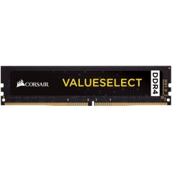 Memoria DDR4 2400 4GB Corsair Value Select