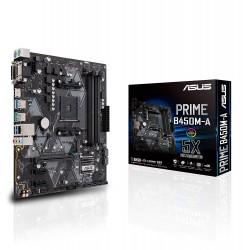 Placa Base Socket AM4 Asus B450M-A