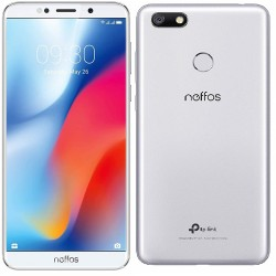 Smartphone Tp-Link Neffos C9 Plateado