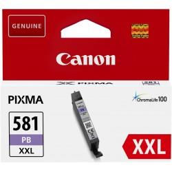 Tinta Canon 581XXL Cian Foto CLI-581PBXXL
