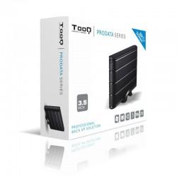 """Caja USB 3.0 Disco 3,5"""" SATA Tooq TQE-3530B"""