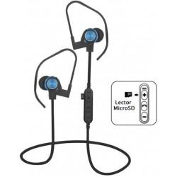 Auriculares Bluetooth Platinet PM1062BL Azul