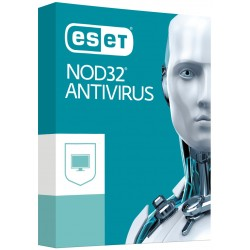 Antivirus Eset Nod32 Renovación para 1 PC