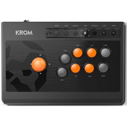 Joystick Multiplataforma Nox Krom Fighting Stick Kumite