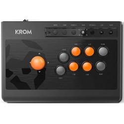Joystick Multiplataforma Nox Krom Fighting Stick Kumite