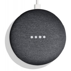 Google Home Mini Negro Carbon