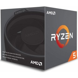 Procesador AMD Socket Am4 Ryzen5 2600X 3,6Ghz