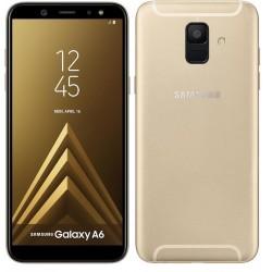Smartphone Samsung Galaxy A6 A600F DS Dorado