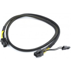 Cable Alimentacion PCIe 6 pines / 6+2 pines Cablexpert